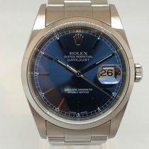Rolex Datejust 16200 2004 tweedehands