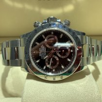 Rolex Daytona pre-owned 40mm Black Chronograph Steel