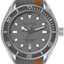 Nautica Steel Quartz NAPPRF003 new