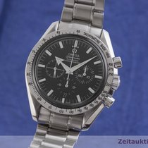 Omega Speedmaster Broad Arrow Zeljezo 42mm Crn