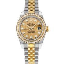 Rolex Lady-Datejust 179383 подержанные