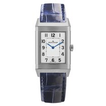 Jaeger-LeCoultre Reverso Classic Small Stahl 35.78mm Silber