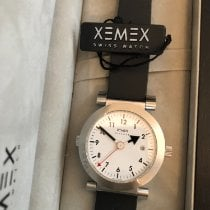 Xemex 42mm Quartz xemex 501.03  Offroad GMT pre-owned