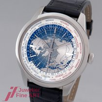 Jaeger-LeCoultre Geophysic Universal Time Acero
