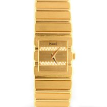 Piaget Yellow gold Quartz 438813 pre-owned