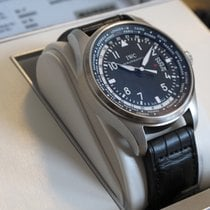 IWC Fliegeruhr World Timer
