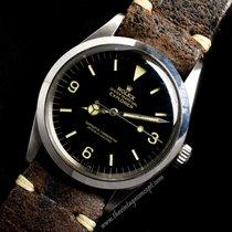 Rolex 1016 Explorer Gilt Dial