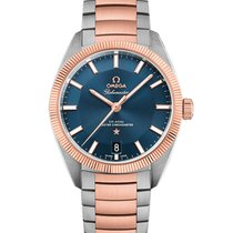 Omega Constellation Globemaster Co-Aaxial Master Chronometer...