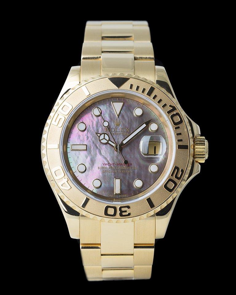 6001c81acbf Rolex Yacht-Master - Todos os preços de relógios Rolex Yacht-Master na  Chrono24