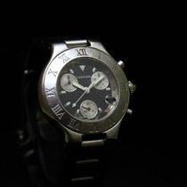 Cartier 21 Chronograph – Chronoscaph – W10198U2 – Men's...