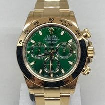 Rolex Daytona Green Dial ref. 116508 New