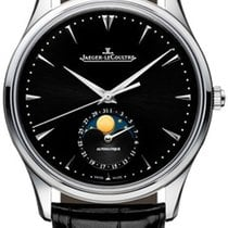 Jaeger-LeCoultre Master Ultra Thin Moon 39mm Black Dial