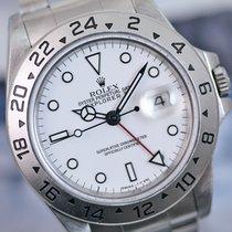 Rolex Explorer II #16570 Trizio Seriale S  Full-Set Just Serviced
