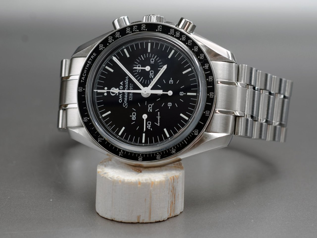 Omega Speedmaster 1957 Limited Edition 50th Anniversary (Full... for $7,742  for sale from a Trusted Seller on Chrono24