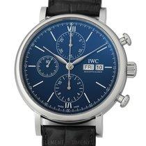 IWC Portofino Chronograph IW3910-23 new