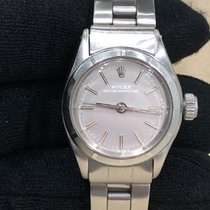 Rolex Oyster Perpetual Acero 26mm Plata España, Madrid