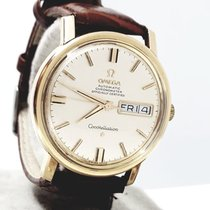 Omega Constellation Day-Date Gold/Steel 34mm Gold United Kingdom, Hertfordshire