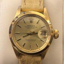 Rolex Lady-Datejust Or jaune 26mm Sans chiffres