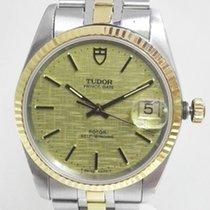 Tudor Ouro/Aço 34mm Automático 74033 usado Portugal, Lisboa