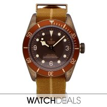 Tudor Black Bay Bronze 79250BM 2018 pre-owned