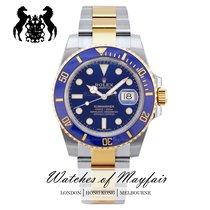 Rolex Submariner Date Gold/Steel 40mm Blue Australia, Melbourne