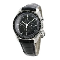 Omega Speedmaster Professional Moonwatch Zeljezo 48mm Crn