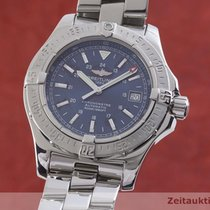 Breitling Colt Automatic Steel 41.5mm Blue