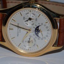 Patek Philippe 3940J Yellow gold Perpetual Calendar 36mm pre-owned United States of America, New York, Greenvale