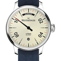 Meistersinger Automatic URDD913_SNY04 new