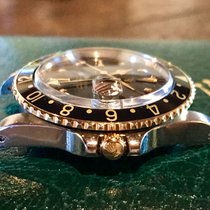 Rolex 1675 Gold/Steel 1979 GMT-Master 40mm pre-owned