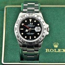 Rolex Explorer II 16550 1986 pre-owned
