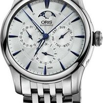 Oris Artelier Complication Steel 40mm Silver United States of America, Florida, Miami