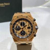 Audemars Piguet Royal Oak Offshore Chronograph 26470OR.OO.A002CR.01 2014 pre-owned