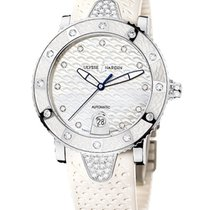 Ulysse Nardin Lady Diver pre-owned 40mm Mother of pearl