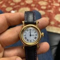 Cartier Diabolo 14400 Sehr gut Gelbgold Quarz