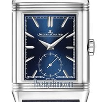 Jaeger-LeCoultre Reverso Duoface Steel 47mm Blue United States of America, New York, Airmont