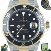 Rolex Submariner Date 16613T подержанные
