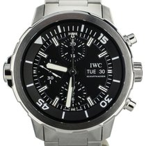 IWC IW376804 Steel Aquatimer Chronograph 44mm pre-owned United States of America, Illinois, BUFFALO GROVE