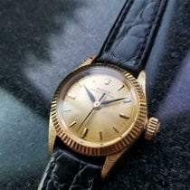 Rolex Oyster Perpetual Gelbgold 24mm Gold