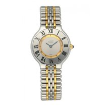 Cartier 21 Must de Cartier Steel 28mm Silver United States of America, New York, New York