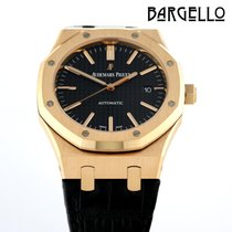 Audemars Piguet Royal Oak Selfwinding tweedehands 41mm Leer