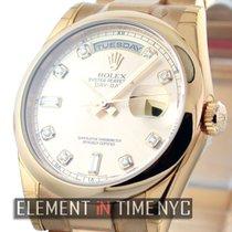 Rolex Day-Date 18k Rose Gold President 36mm