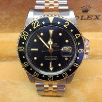Rolex GMT-Master Gold/Steel 40mm Black No numerals United Kingdom, Wilmslow