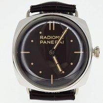 파네라이 RADIOMIR 3Days Platino 47mm PAM00373 Manual Pt950 K18 Croco