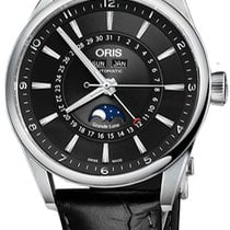 Oris Artix Complication Steel United States of America, New York, Brooklyn