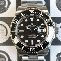 Rolex 126600 Sea-Dweller Black Dial Stainless Steel