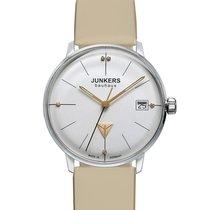 Junkers Damenuhr Bauhaus Quarz, 6073-5