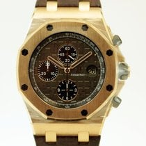 Audemars Piguet Red gold Automatic 42mm pre-owned Royal Oak Offshore