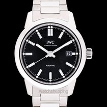 IWC Ingenieur Automatic Black Steel 40mm - IW357002