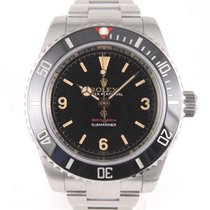 """Rolex Submariner 114060 Tribute to """"5513 Gilt Dial"""" by """"Les..."""